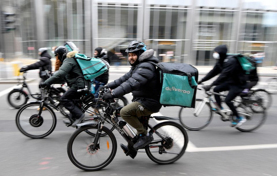 UK Court of Appeal confirms Deliveroo riders are self employed