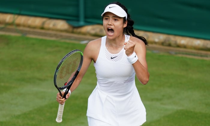Raducanu, Evans and Norrie lead the British charge at Wimbledon