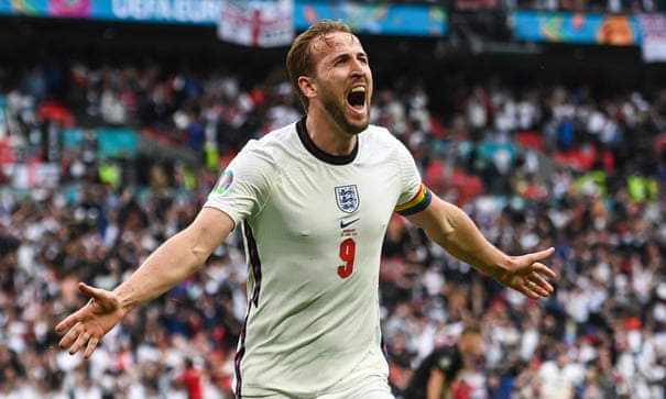 Harry Kane ready for Euro 2020 liftoff like Shearer in 96, says Southgate