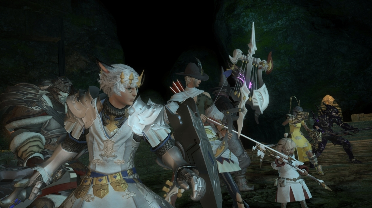 Final Fantasy 14 breaks its Steam concurrent players record